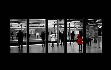 Entrega de los premios 'Metro desde tu móvil'