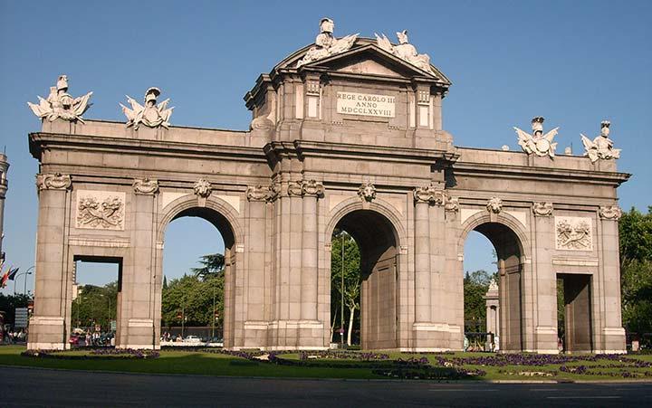 Historia de la Puerta de Alcalá