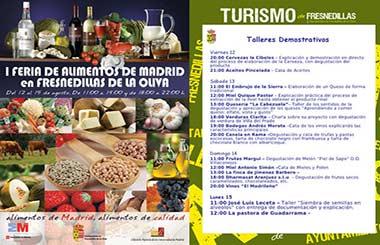 I Feria de Alimentos de Madrid