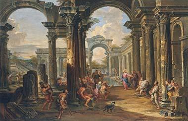 Encuentros. Escenas religiosas de los siglos XIV al XVIII en las colecciones del Museo Thyssen