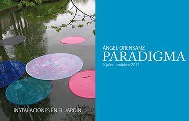 PARADIGMA, Ángel Orensanz en el Museo del Traje