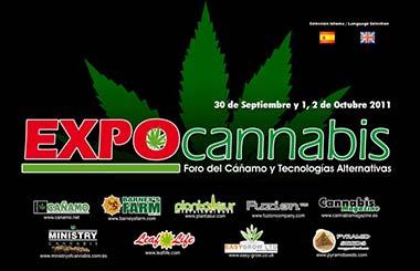 Expocannabis 2011 Madrid