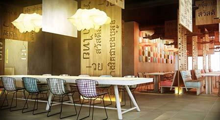 LAH! El nuevo restaurante en Madrid especializado en gastronomía Asiática