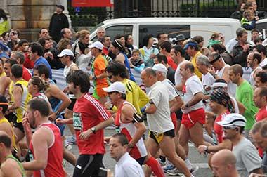 Carreras populares en Madrid este fin de semana