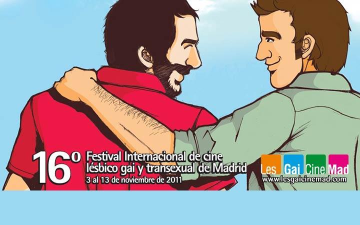 16º Festival Internacional de Cine Lésbico, Gai y Transexual de Madrid