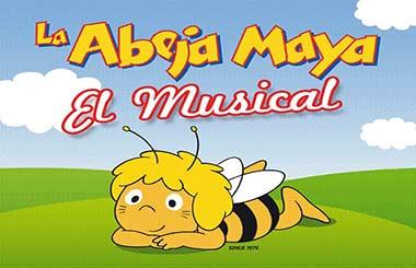 La Abeja Maya. El Musical