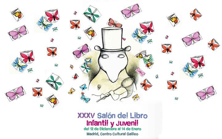 XXXV Salón del Libro Infantil y Juvenil
