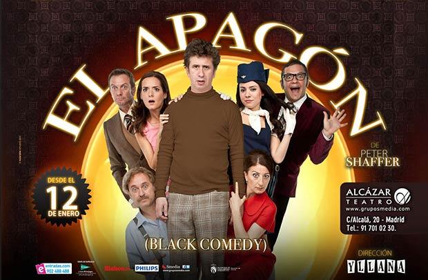 Espacio Madrid sortea entradas para «El Apagón»