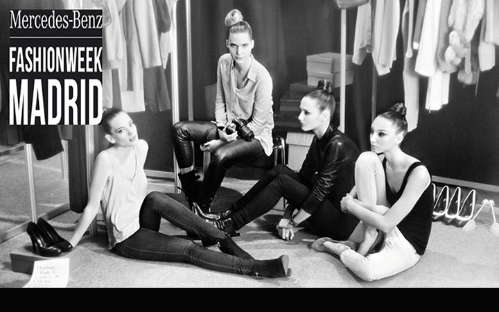 Mercedes-Benz Fashion Week Madrid en IFEMA