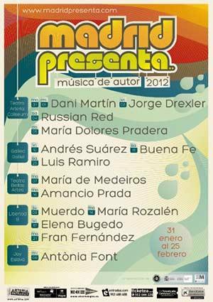 madridpresenta 2012