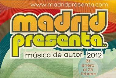 Festival Madridpresenta 2012, la canción de autor toma Madrid