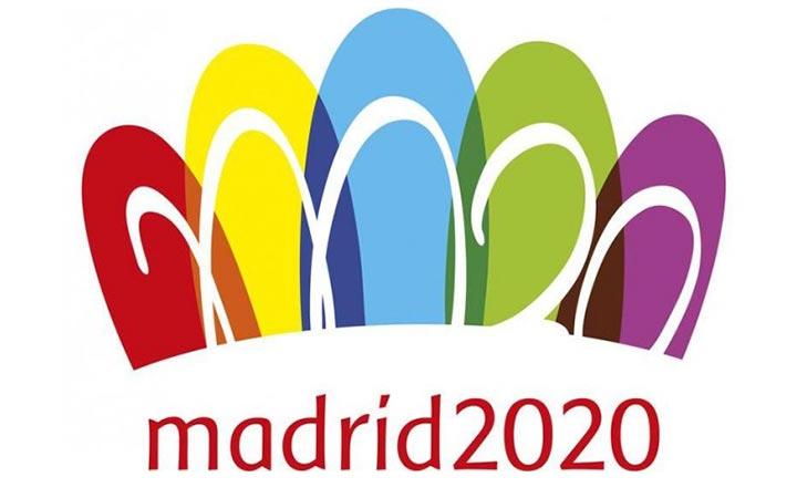 Madrid 2020 ya tiene logo oficial