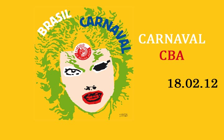 Programación Carnaval Madrid 2012