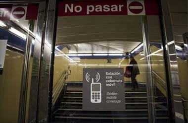 Fotografía de Metro de Madrid