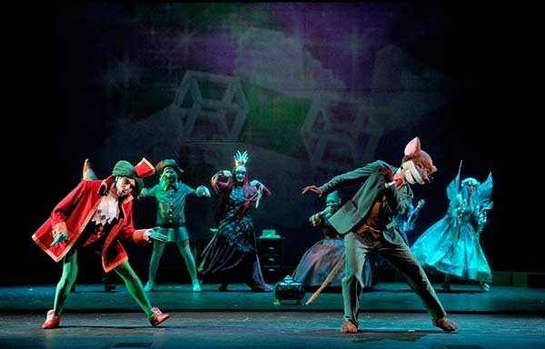Espacio Madrid sortea entradas para «Geronimo Stilton. El Musical»