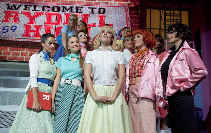 """Grease, el musical de tu vida"" en el Teatro Coliseum de Madrid"