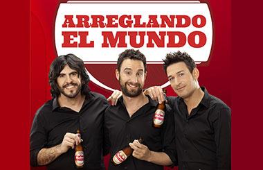 Espacio Madrid sortea entradas para «ARREGLANDO EL MUNDO»