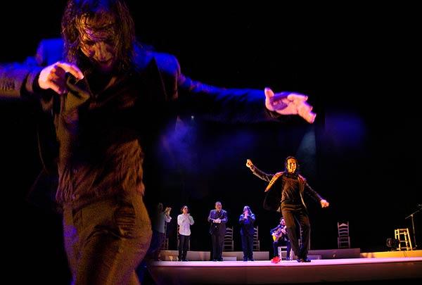 Espacio Madrid sortea entradas para «Farruquito – Baile Flamenco»