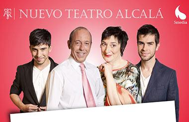 Espacio Madrid sortea entradas para «Mi sobrino el concejal»