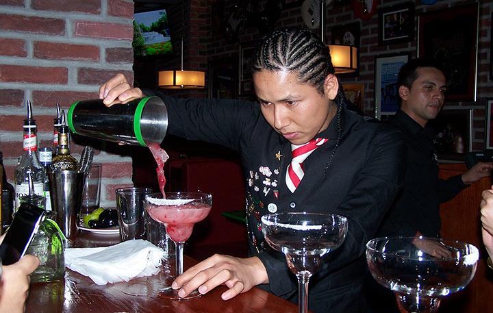 Un nuevo Friday's en el centro de madrid donde poder tomar buenos cócteles