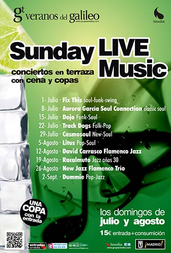 sunday live music
