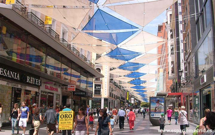 Libertad horaria en todas las tiendas de Madrid los 365 días del año