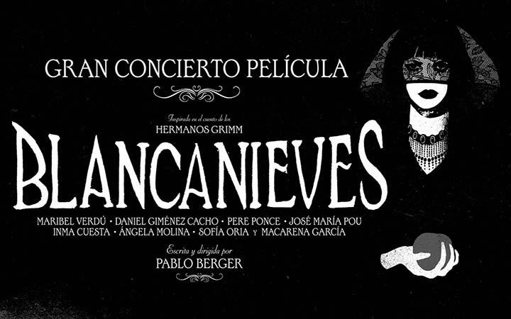 """La película """"Blancanieves"""" se proyectará con música en directo en el Teatro de la Zarzuela"""