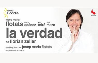 """Espacio Madrid sortea entradas para """"La Verdad"""""""