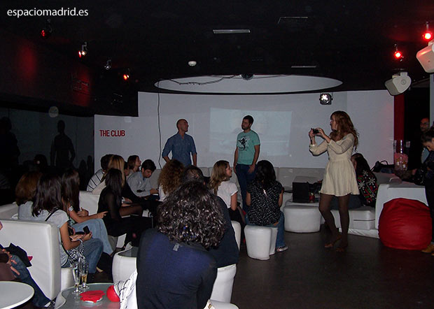 II Afterwork madrid Bloggers