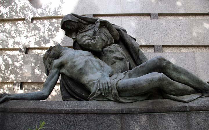 visitas guiadas cementerio de san isidro madrid