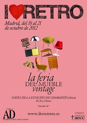 I LOVE RETRO CHAMARTIN MADRID