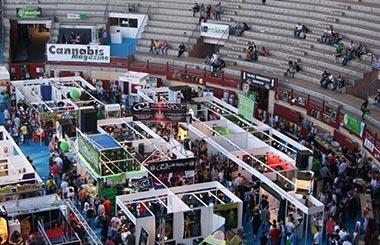 EXPOCANNABIS 2012 del 5 al 7 de octubre en la Cubierta de Leganés