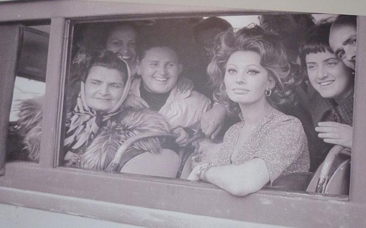Sofia Loren en Matrimonio a la Italiana (1963)