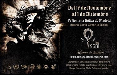 IV Semana Gótica de Madrid SGM 2012