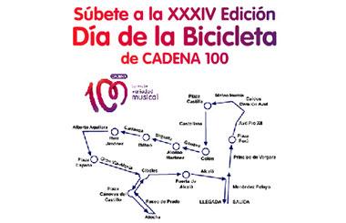 XXXIV edición del Día de la Bicicleta de Cadena 100