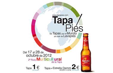 2ª Ruta Tapapiés, de tapas sin salir de Lavapiés