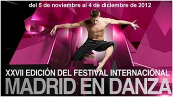 XXVII Festival Internacional Madrid en Danza