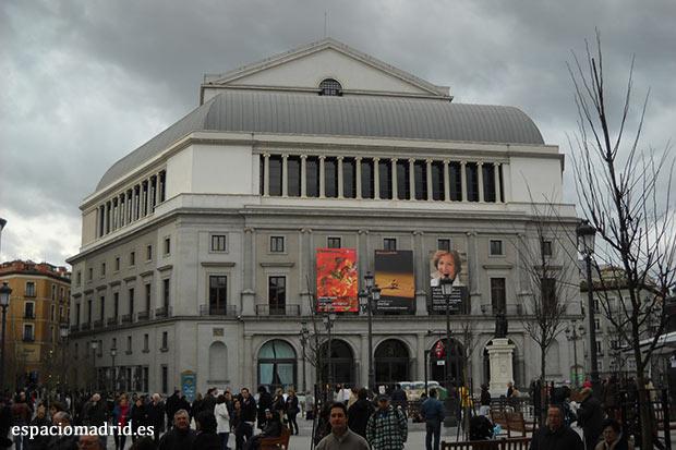 Jornada de puertas abiertas en el Teatro Real los días 11,12 y 13 de octubre