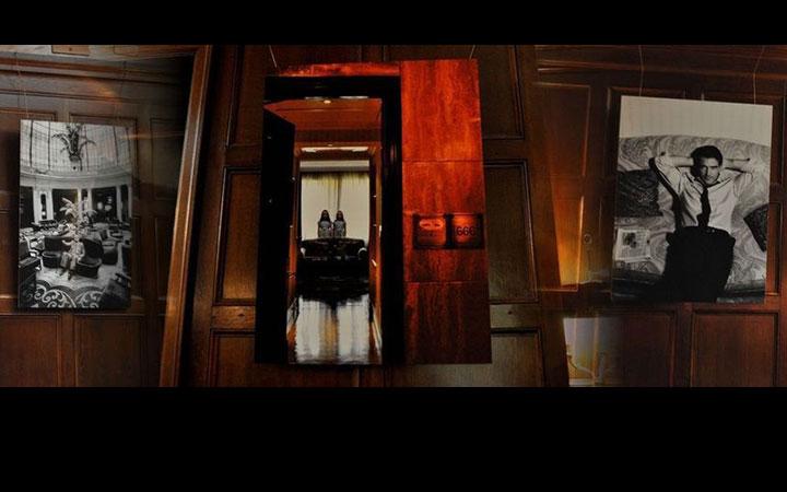"""Exposición fotográfica """"Overlook Palace Hotel. Habitación 666"""""""