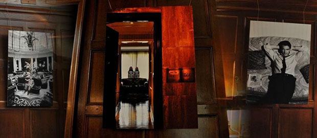 Overlook Palace Hotel. Habitación 666
