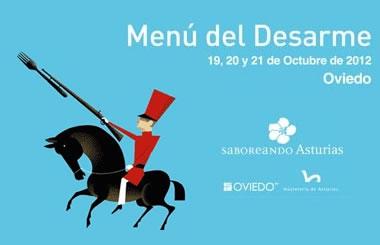 Restaurantes Desarme en Madrid