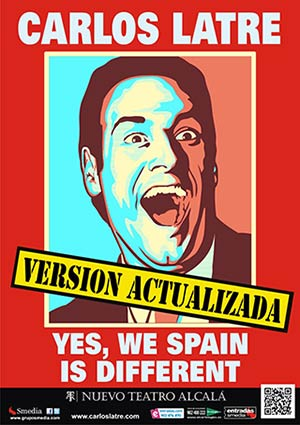 Yes We Spain Is Different - CARLOS LATRE