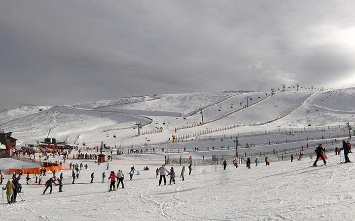 NATURIVA – Esquí y Montaña 2012 en IFEMA