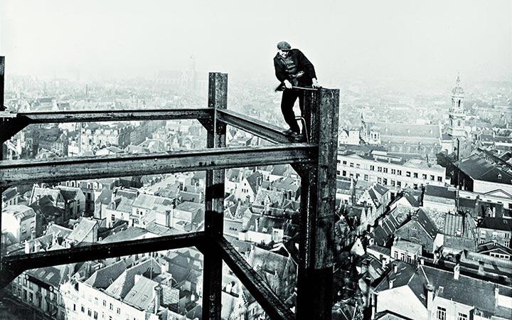 """""""Torres y rascacielos. De Babel a Dubai"""" en CaixaForum Madrid"""