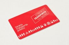 tarjeta sin contacto abono normal zona a madrid