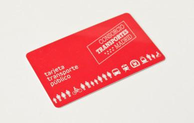 Solicita gratis la nueva tarjeta sin contacto del Abono Transportes Normal Zona A