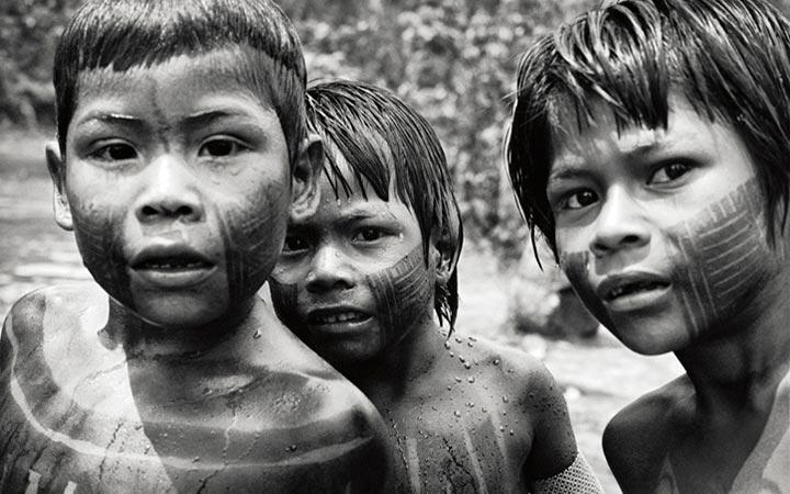 """Exposición """"La luz de la selva amazónica"""" en Casa América hasta el 26 de enero de 2013"""