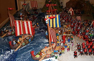 Feria de Playmobil madrid