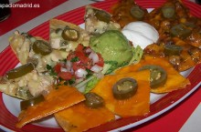 combo nachos fridays
