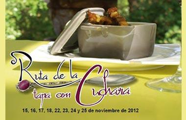 Ruta de la Tapa con cuchara de Villaviciosa de Odón, hasta el 25 de noviembre de 2012